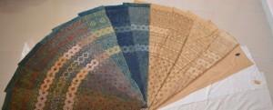 Ajrakh block printing process compressed